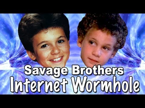 Internet Wormhole: Fred & Ben Savage Own Your Childhood