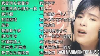20 Lagu Mandarin Pan Mei chen 潘美辰 的热门歌曲