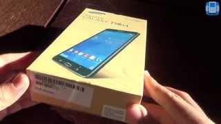 "Samsung Galaxy Tab 4 7.0"" Unboxing   فتح صندوق سامسونج جالكسي تاب 4 ""7.0"