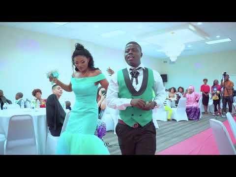 P Square No One Like You ( CONGOLESE WEDDING ENTRANCE )