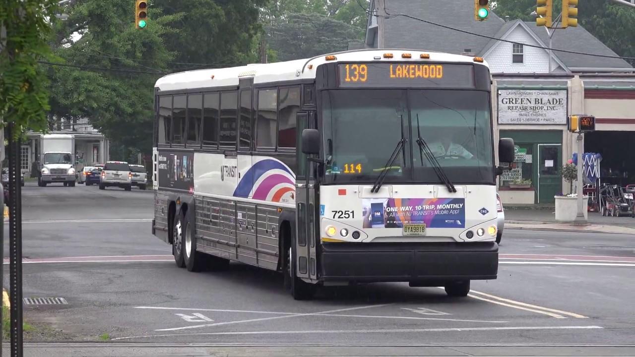 nj transit bus action at freehold center cng diesel buses mci nabi youtube. Black Bedroom Furniture Sets. Home Design Ideas
