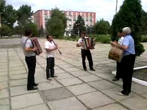 Армянские музыканты с.Эдиссии