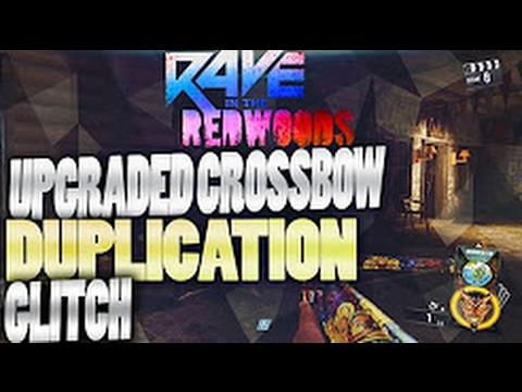 how to get the crossbow in rave in the redwood