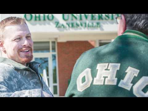 Virtual Tour of Ohio University Zanesville Campus