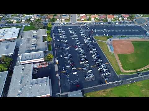 Walnut High School Morning Drop-off Traffic