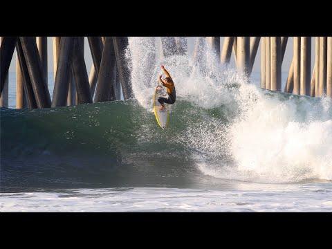 Chasing Surf In Huntington Beach Was A GOOD IDEA