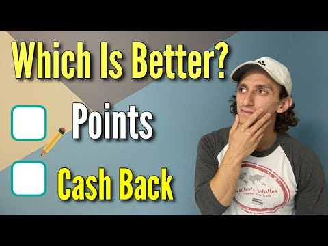 Points Or Cash Back | Which Credit Card Rewards Should You Earn?
