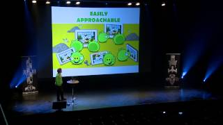 Rovio Entertainment on making Bad Piggies with Unity: A Unite Nordic 2013 presentation