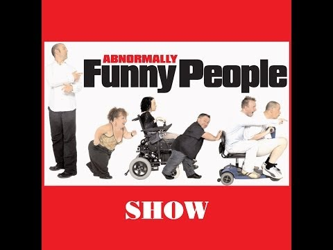 Abnormally Funny People Show #1: Our first ever show!