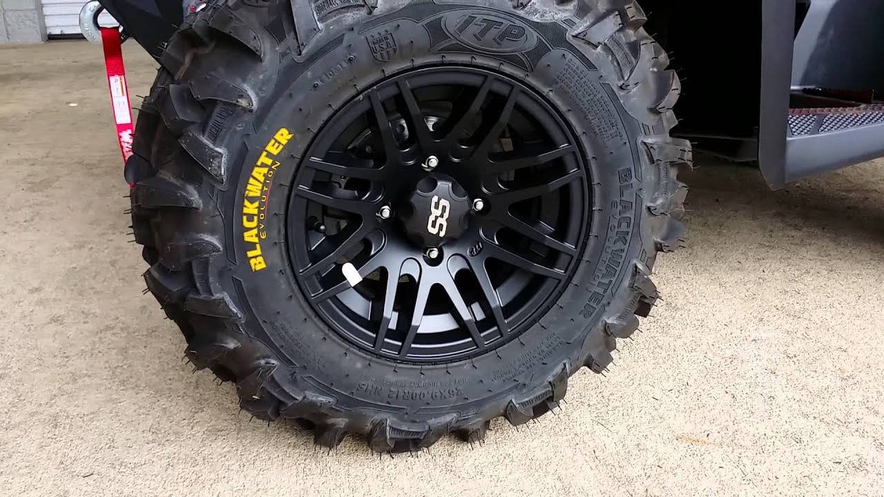 Honda Fourtrax Wheels