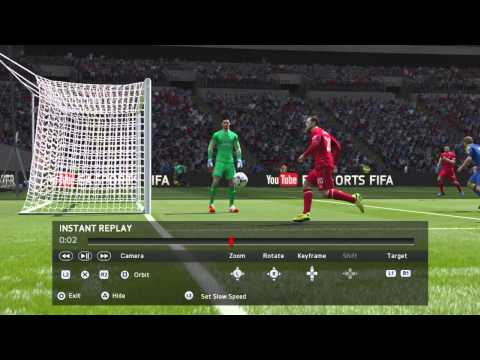 The Scott Sterling of FIFA 15