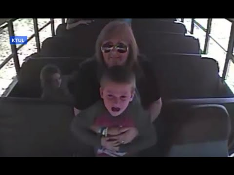 Bus Driver Saves 5-Year-Old Student Choking on Coin