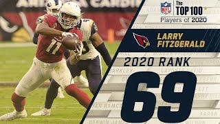 #69: Larry Fitzgerald (WR, Cardinals) | Top 100 NFL Players of 2020