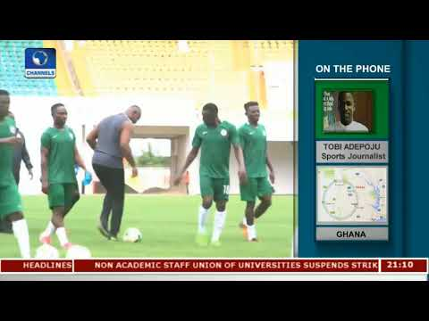 Nigeria To Play Ghana In 2017 WAFU Final | Sports Tonight |