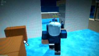 ROBLOX: ThirstySkunk910's Pizza place
