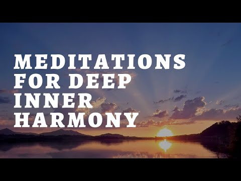 Guided Visualizations For Inner Harmony