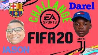 FIFA Challange VS Darel