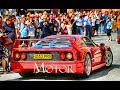 FERRARI : 70 YEARS CELEBRATIONS l Fiorano l Clip