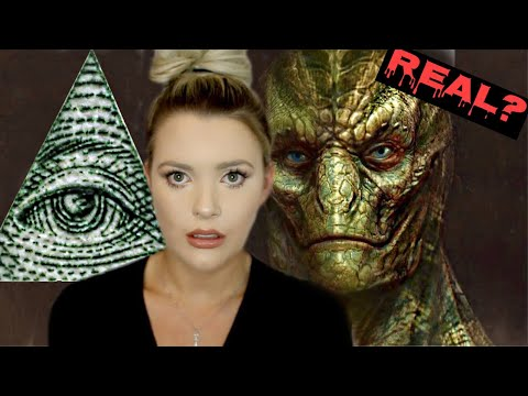 The TRUTH About Reptilians…