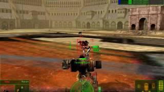 MechWarrior 4 Mercs Gameplay Arena
