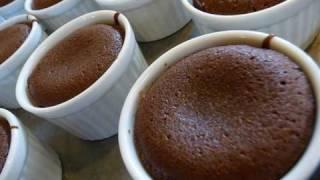 Molten Lava Cake - Valentine's Day Dessert Recipe