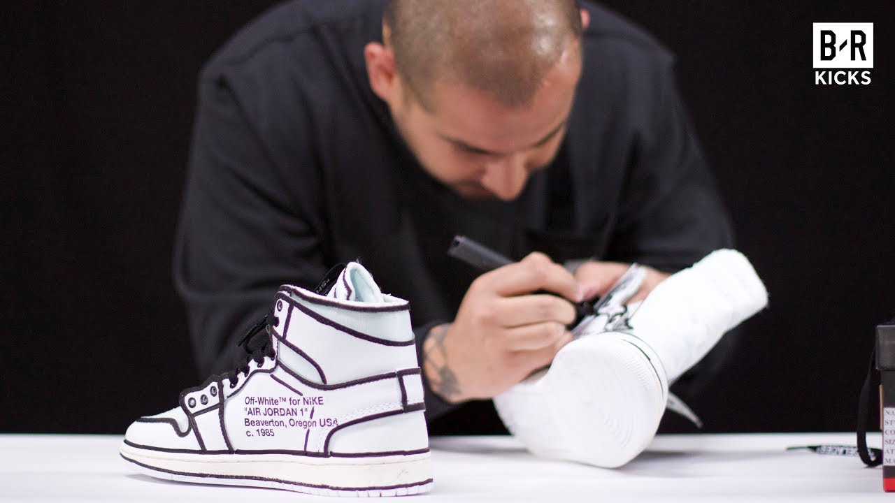 new concept 6097e 6e069 The Preheat  How L.A. Artist Joshua Vides Blew Up and Customized Shoes for  LeBron James