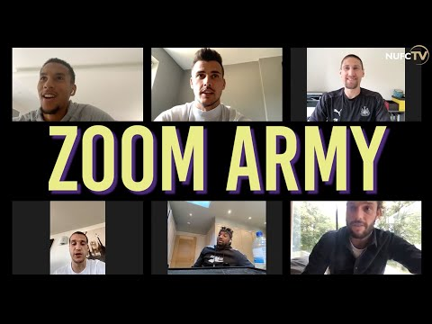 ZOOM ARMY 👨💻   Andy Carroll Answers Your Questions