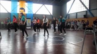 120816 alianza afrodita morada cma 12 baile hip hop electrnica