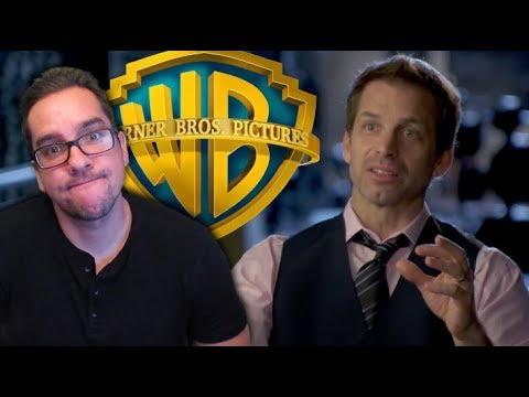 Zack Snyder v Warner Bros. Dawn of Justice League