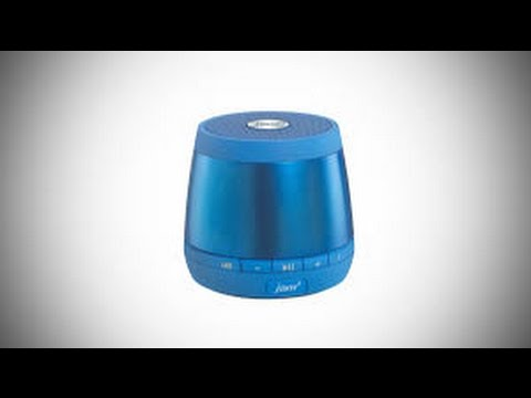 Hdmx Jam Plus Wireless Speaker Review And Setup Youtube