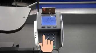 Maksukortilla maksaminen