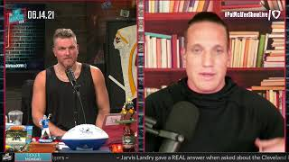 The Pat McAfee Show   Monday June 14th, 2021