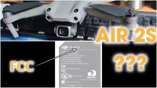 Download ✅Thông tin chính thức về DJI AIR 2S từ FCC, ngày ra mắt đã gần kề.Dòng S đầu tiên liệu có đáng tiền?