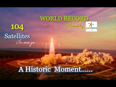 FULL VIDEO   ISRO Launches Record 104 Satellites On Board Single Rocket   PSLV C37 CARTOSAT 2