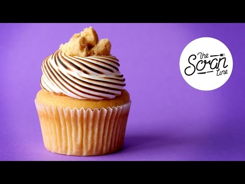 SWEET POTATO PIE CUPCAKES- The Scran Line