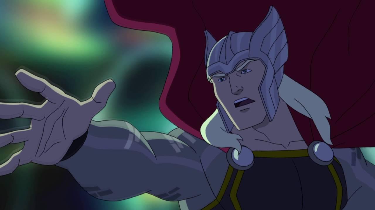 Marvel's Avengers: Ultron Revolution Season 3, Ep  12 - Clip 1