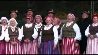 Žemaitiška daina / Samogitian folk song - Mona bolundēle
