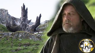 The Mysterious Force Tree in Star Wars: The Last Jedi