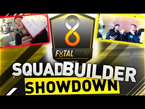 FIFA 17: F8TAL MANÉ SQUAD BUILDER SHOWDOWN vs PHINEAS 😳😱 HEFTIGES SPIEL !!!