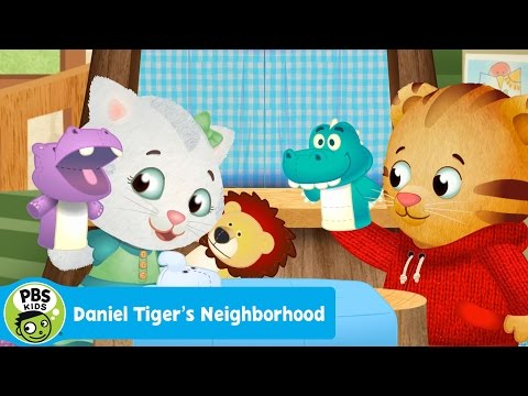 DANIEL TIGER'S NEIGHBORHOOD   Katerina's Puppet show   PBS KIDS
