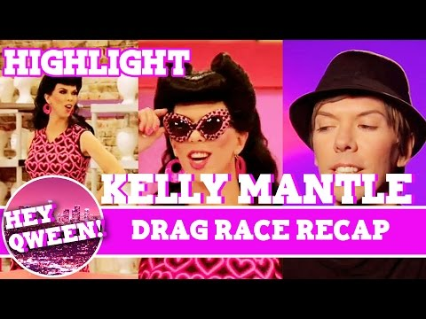 Hey Qween! HIGHLIGHT: Kelly Mantle