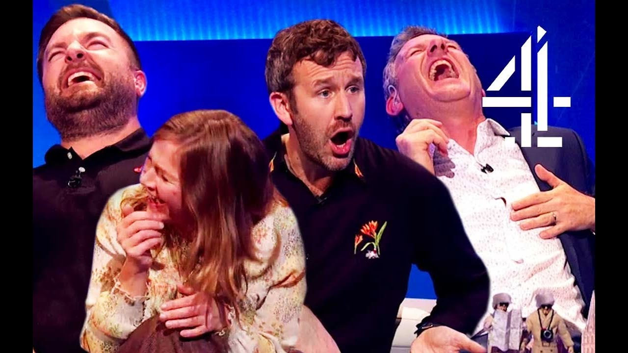 Download Tipsy Chris O'Dowd Has EVERYONE in STITCHES with Banksy Story | The Last Leg