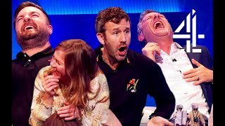Tipsy Chris O'Dowd Has EVERYONE in STITCHES with Banksy Story   The Last Leg