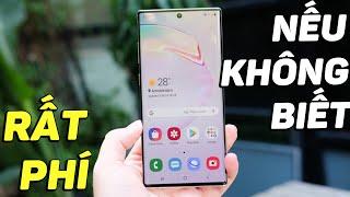 7 tính năng CỰC HAY khi dùng Android SẼ RẤT PHÍ nếu bạn không biết!!!