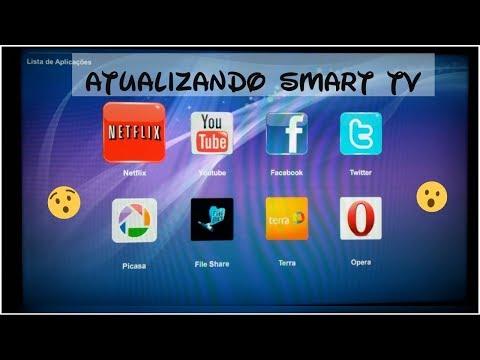 CONFIGURANDO SMART TV - QUE NÃO ENTRA NA NET!!