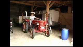 Mc Cormick - Alter Schnaufer für die Landwirtschaft