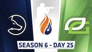 ECS Season 6 Day 25 LDLC vs Optic Gaming - Overpass
