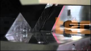 ПВХ профиль алюминиевые окна митру резки (с помощью лазера)(, 2015-07-24T12:29:26.000Z)