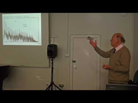 MusICA Seminar: Colin Gough - Violin acoustics: An introduction and recent developments