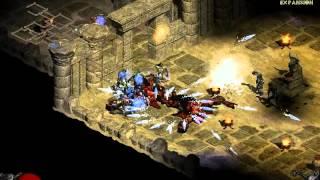 Diablo 2 - Annihilating Duriel, Diablo and Baal
